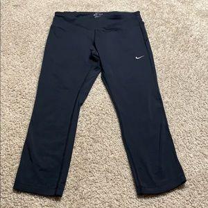 Nike Dri Fit crop leggings